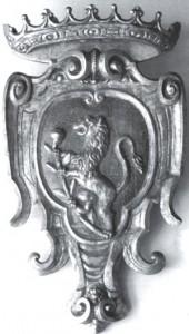 stemma Sforza di Santa Fiora