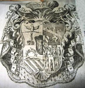 stemma dei duchi Sforza Cesarini